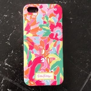 Lilly Pulitzer iPhone 5s Phone Case